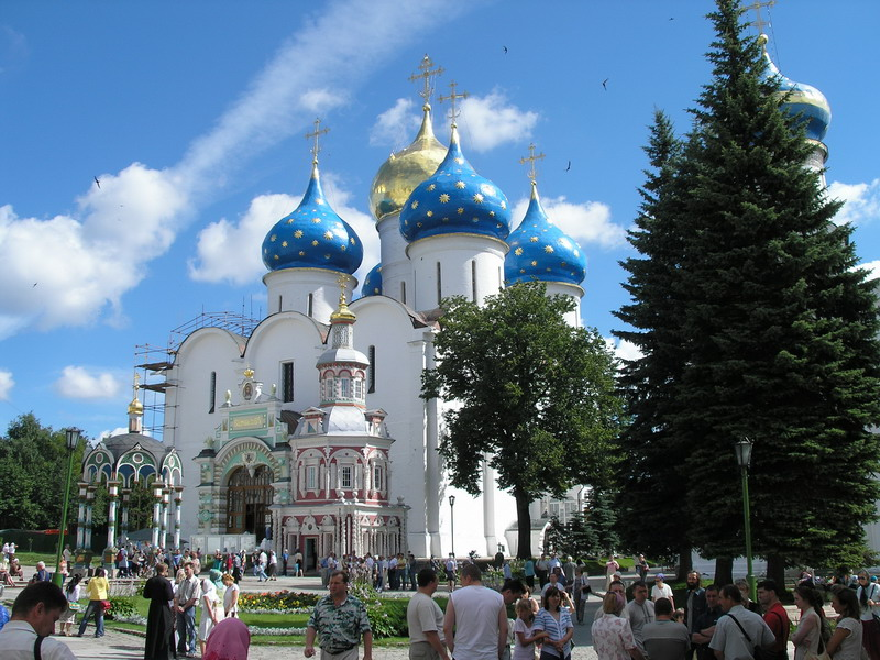 The Best of Russia Pilgrimage and Tour